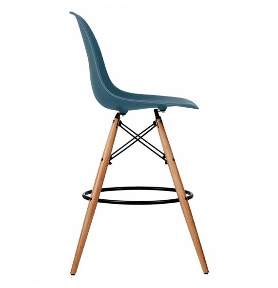 chaise scandinave bleu canard interesting fauteuil lou bleu canard catgorie fauteuil with. Black Bedroom Furniture Sets. Home Design Ideas