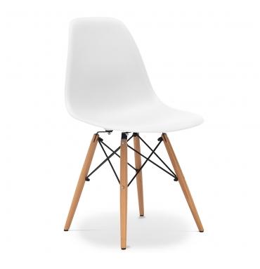 Chaise DSW Blanc