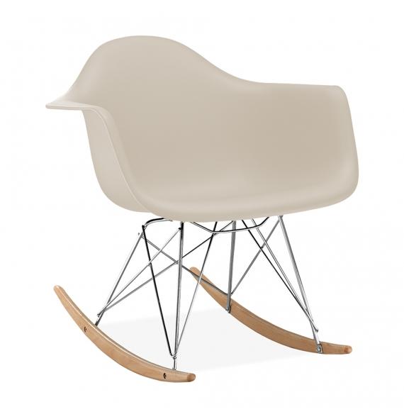 Chaise bascule rar style eames secret design for Fauteuil rar eames pas cher