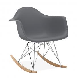 chaise bascule rar patchwork style eames secret design. Black Bedroom Furniture Sets. Home Design Ideas