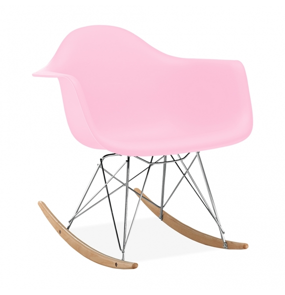 Chaise a bascule eames rar for Chaise a bascule design
