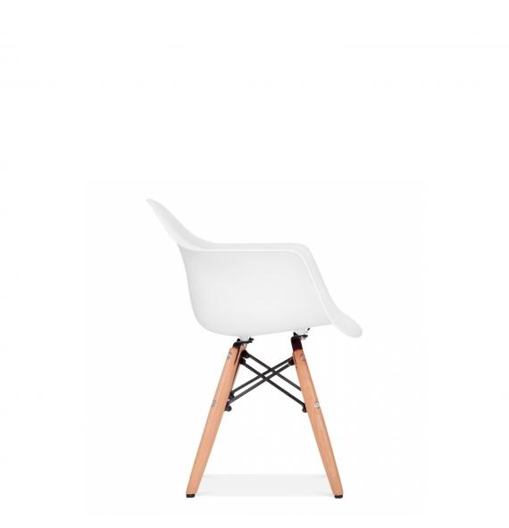 Chaise enfant style daw eames secret design for Chaise eames enfant