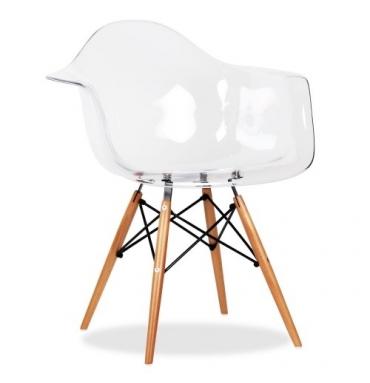 Chaise DAW Transparente