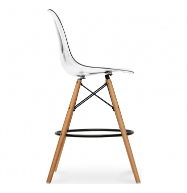 Tabouret bar DSW style Eames