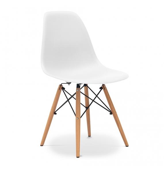 Chaise DSW style Eames haute qualité coque en plastique mat 856194796e63