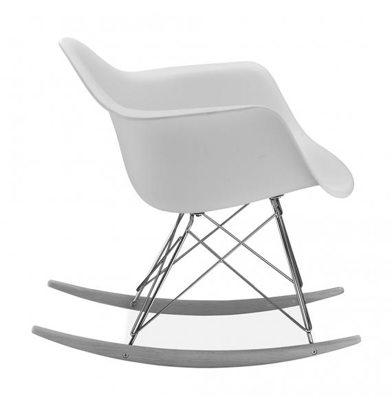Chaise 224 Bascule Rar Style Eames Secret Design