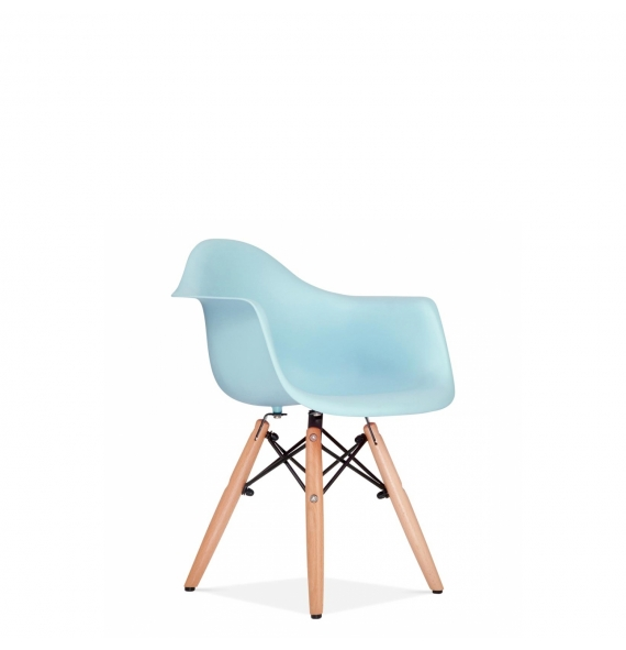 chaise enfant style daw eames secret design. Black Bedroom Furniture Sets. Home Design Ideas