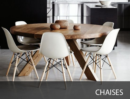 chaises design scandinave style industriel - Chaise Style Scandinave